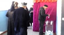 ЦИК: К полудню проголосовало 48,5% избирателей