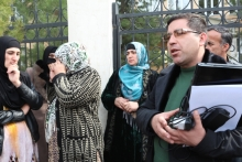 Член «Группы 24» Умеджон Салихов приговорен к 17,5 годам колонии