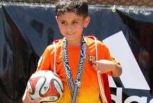 Шох – таджикская звёздочка американского футбола