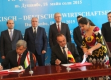 German company will help build logistics center at the Dushanbe airport