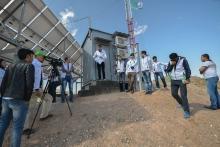 Экспедиция «Мегафон»: Высокие скорости для высоких гор