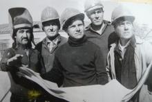 Душанбе и душанбинцы 60-х годов. Время героев