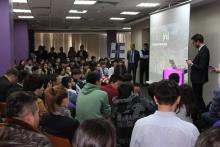 Tcell поддержал Всемирную неделю предпринимательства-2015 в Таджикистане
