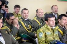 «МегаФон» подарил солдатам «Звонок домой»