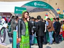 Жители и гости города Худжанд встретили Навруз с «МегаФоном»