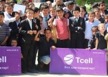 «Интернет для всех» от Tcell начинает путешествие по Таджикистану!
