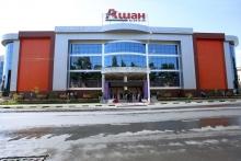 Эмомали Рахмон  открыл в Душанбе гипермаркет «Ашан» - первый в Центральной Азии