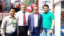 «МегаФон» обеспечил надежной связью гостей и участников международной торговой ярмарки «Сугд-2016»