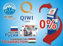 ИМОН ИНТЕРНЕШНЛ предлагает беспроцентные денежные переводы