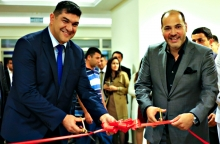 """A deluxe clubhouse opens at """"Diar Dushanbe"""""""