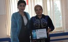 ИМОН ИНТЕРНЕШНЛ вручил 50 подарочных сертификатов родителям новорожденных
