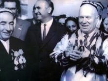 Таджикский подарок Хрущеву, или как халат сменили на коня