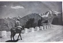 Как строилась дорога Душанбе - Ташкент