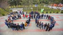 Более 120 молодых активистов из Душанбе и РРП участвуют в экономическом лагере