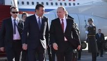 Путин: Россия высоко ценит позицию Таджикистана в решении проблем безопасности
