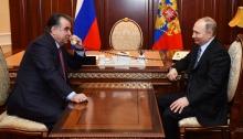 Президенты Таджикистана и России поговорили по телефону с туркменским коллегой