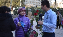 Международный банк Таджикистана дарит праздник