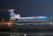 «Ямал» отменил все рейсы из Жуковского из-за запрета на полеты в Таджикистан