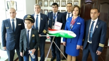 Экипаж рейса 645 наградили за проявленное мужество при экстренной посадке в Худжанде