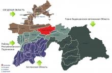 Новости 1 апреля: В Таджикистане решили ликвидировать все области