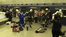 В причастности к взрыву в метро в Петербурге заподозрили уроженца Киргизии