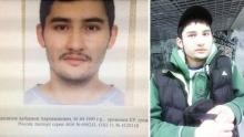 Появились фото предполагаемого смертника из метро Петербурга