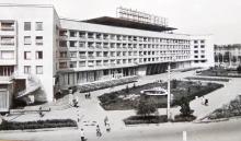 Как строились «Садбарг» и гостиница «Душанбе»