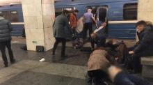 СМИ: предполагаемый исполнитель теракта в Петербурге был депортирован из Турции
