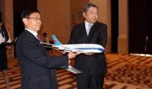 Китайская авиакомпания China Southern Airlines провела презентацию в Душанбе
