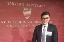 Азизджон Азими - таджикская надежда в Гарварде