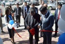 Международный банк Таджикистана открыл свой центр в Курган-Тюбе