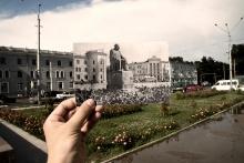 Возвращение в прошлое. Фотопроект о старом и новом Душанбе