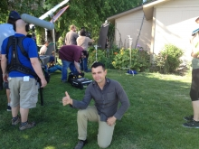 Джеймс Насими - наш человек в Голливуде!