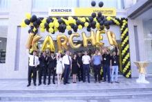 В столице открылся новый, второй по счету  «Karcher центр»
