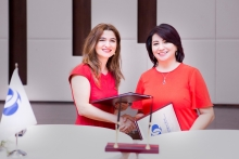 МДО «ИМОН ИНТЕРНЕШНЛ» и ЕБРР подписали кредит на 2 млн долларов на финансирование программы «Женщины в бизнесе»