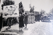 Душанбе, 1937 год