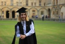 Фарангис Умедзода: Воспоминания об Оксфорде