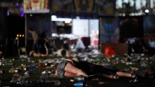 Как живет Лас-Вегас спустя сутки после массового убийства