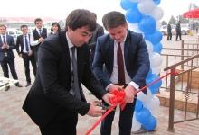 В городе Бустон открылся новый Центр банковского обслуживания ЗАО «Международный банк Таджикистана»
