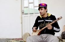 Средство для релакса и гармонии. Мастер по изготовлению таджикского варгана