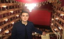 Шохрух Юнусов – наш человек в Милане