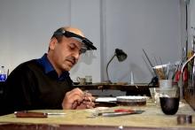 Эксклюзивных дел мастер. Как таджик помог нижегородскому левше кольцо ковать