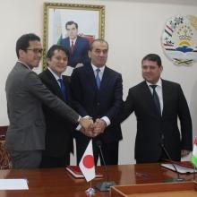 JICA содействует улучшению энергоснабжения города Душанбе