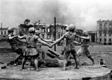 Письма о смелости: о чем писали в письмах при Сталинградской битве