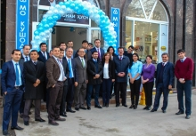 Первый Микрофинансовый Банк открывает Центр обслуживания в Душанбе
