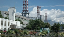 TALCO consumed 16.5 percent of Tajikistan's electricity last year