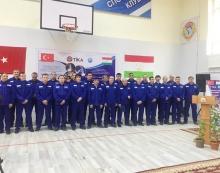 TIKA вручило сертификаты таджикским сварщикам