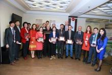 В Душанбе наградили лучших экожурналистов