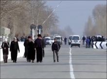 На таджикско-узбекской границе сегодня начнут функционировать десять ранее закрытых КПП