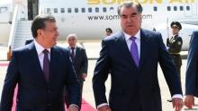 Таджикистан ратифицировал соглашение о безвизовых поездках с Узбекистаном